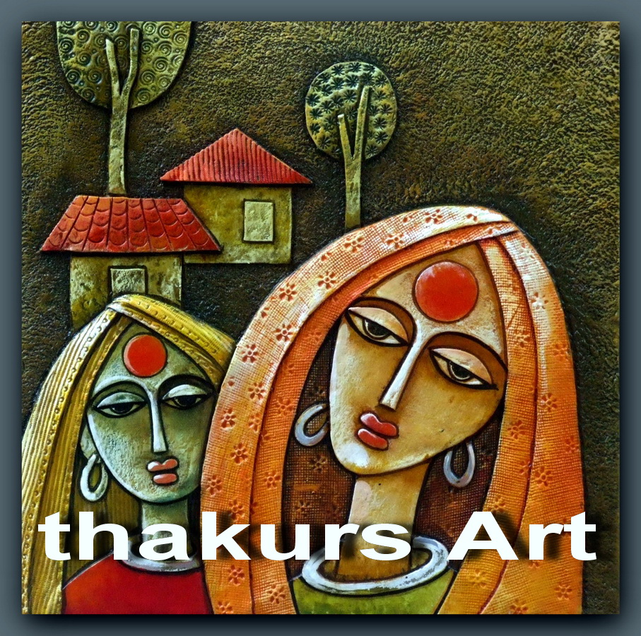 Thakur 39 s art for 3d mural art in india