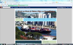 Ships Calls Vitória