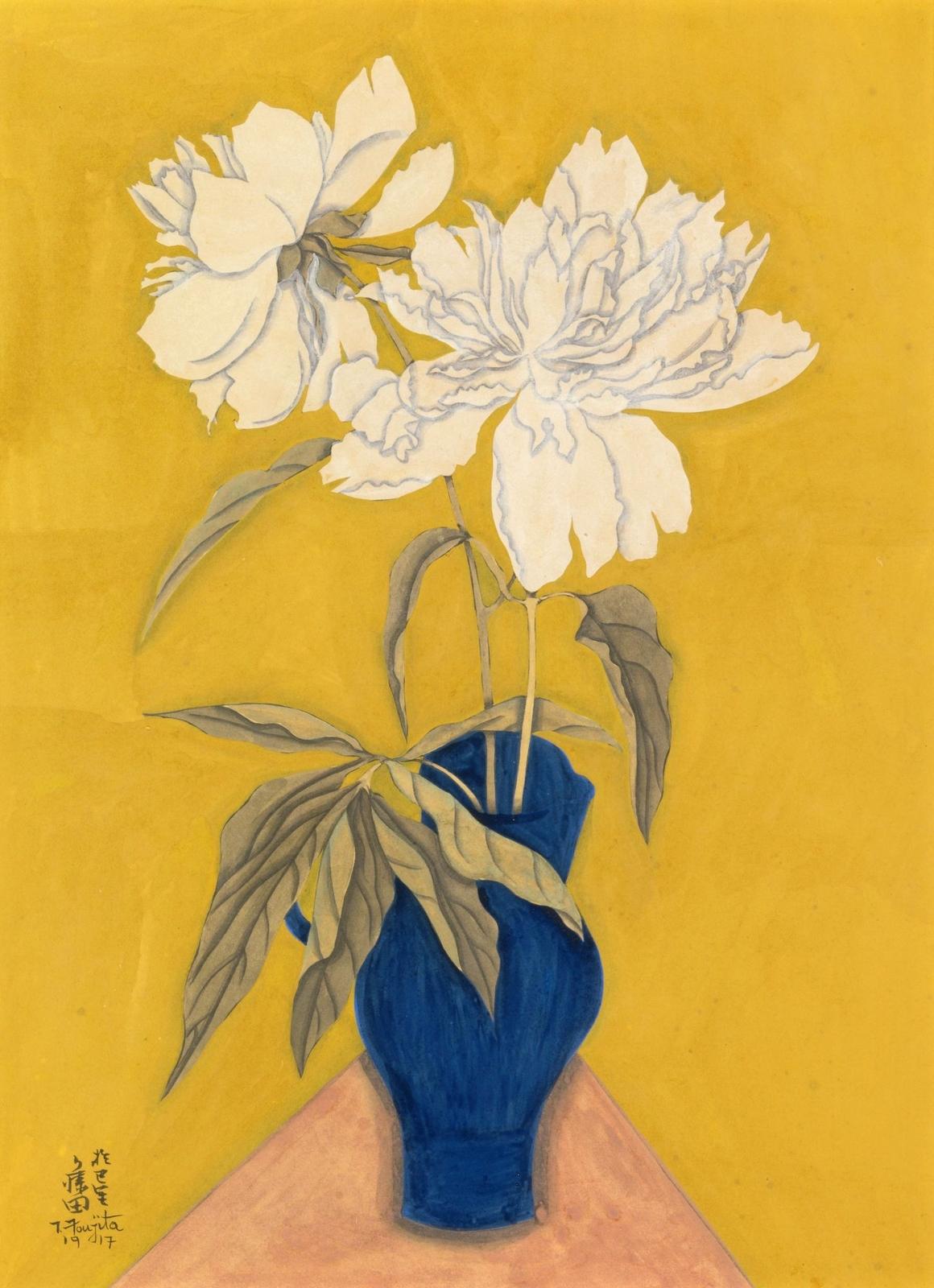 fujita tsuguharu and innovation in japan essay