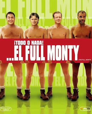 The Full Monty 1997 DVDR NTSC Latino