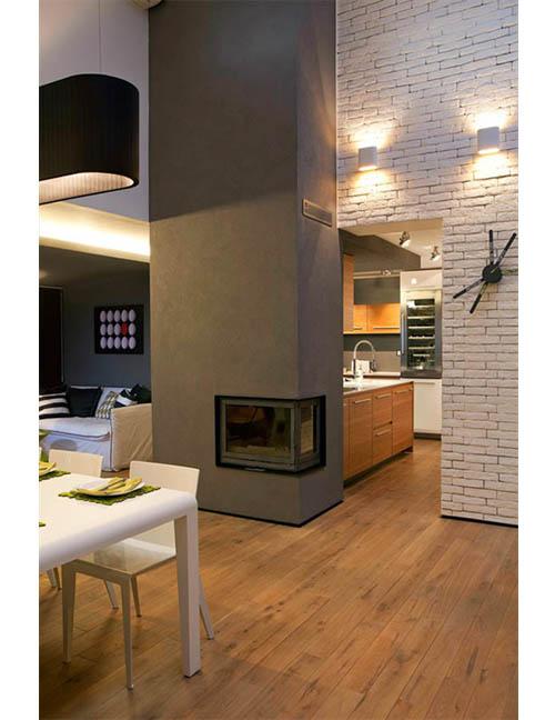 Un loft moderno ideas para decorar dise ar y mejorar tu for Comedor estructural