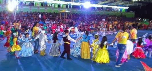 Festival Cultural em Coari