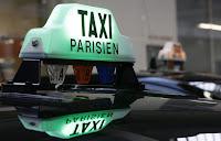 Lumignon de taxi parisien