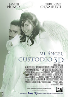 ''MI ÁNGEL CUSTODIO 3-D'' (2010) (post-production)