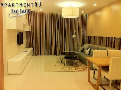 The Vista An Phu apartment for rent in HCMC