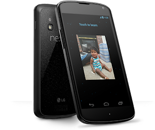 When is Google Nexus 4 Available to buy?