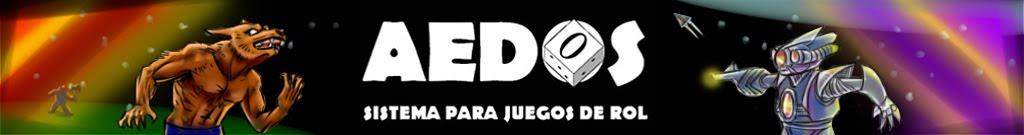 AEDOS - Sistema para juegos de rol