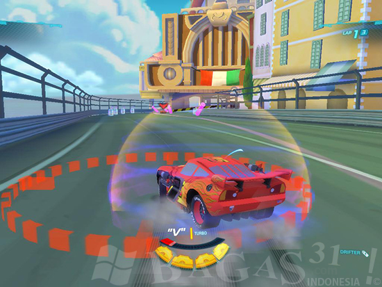Cars 2 The Video Game Full Crack 2