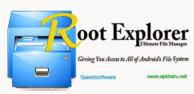 Root Explorer v3.3.8 APK