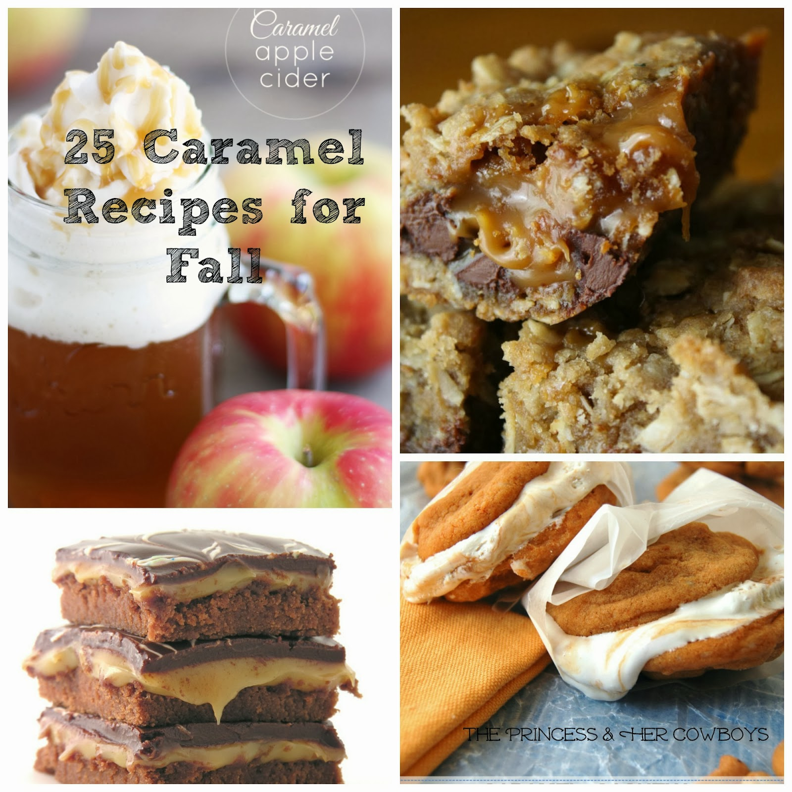 25 Caramel Recipes