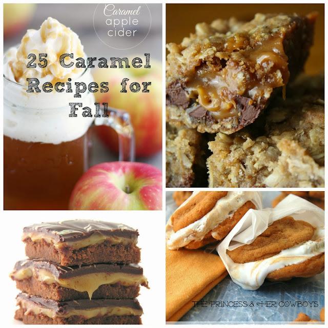 25 Caramel Recipes for Fall