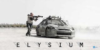 Elysium 2013 Movie HD Wallpaper