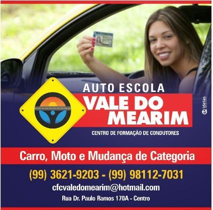 AUTO ESCOLA VALE DO MEARIM