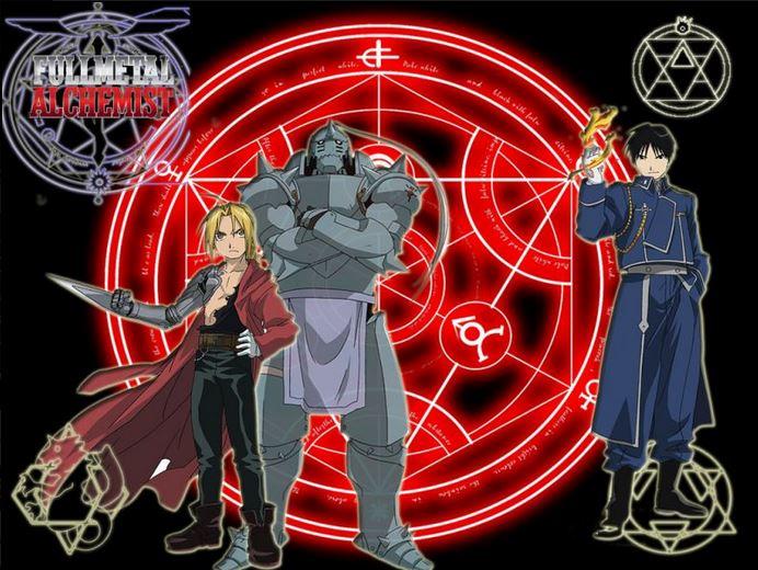 Fullmetal Alchemist Dublado Todos os Episódios Online