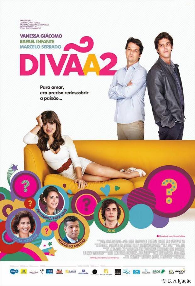 Divã a 2 – Nacional (2015)