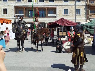 Mercado Medieval Manzanares
