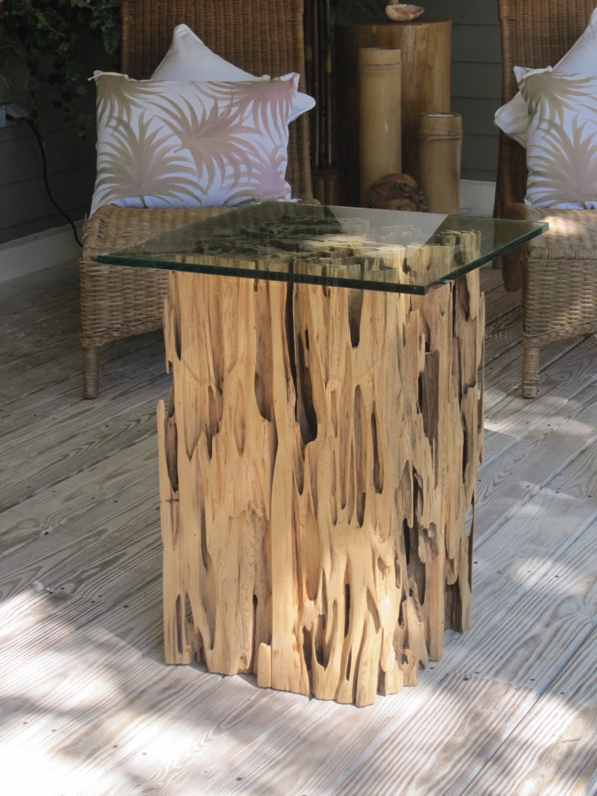 Natural Creations Creating Tables From Reclaimed Cypress