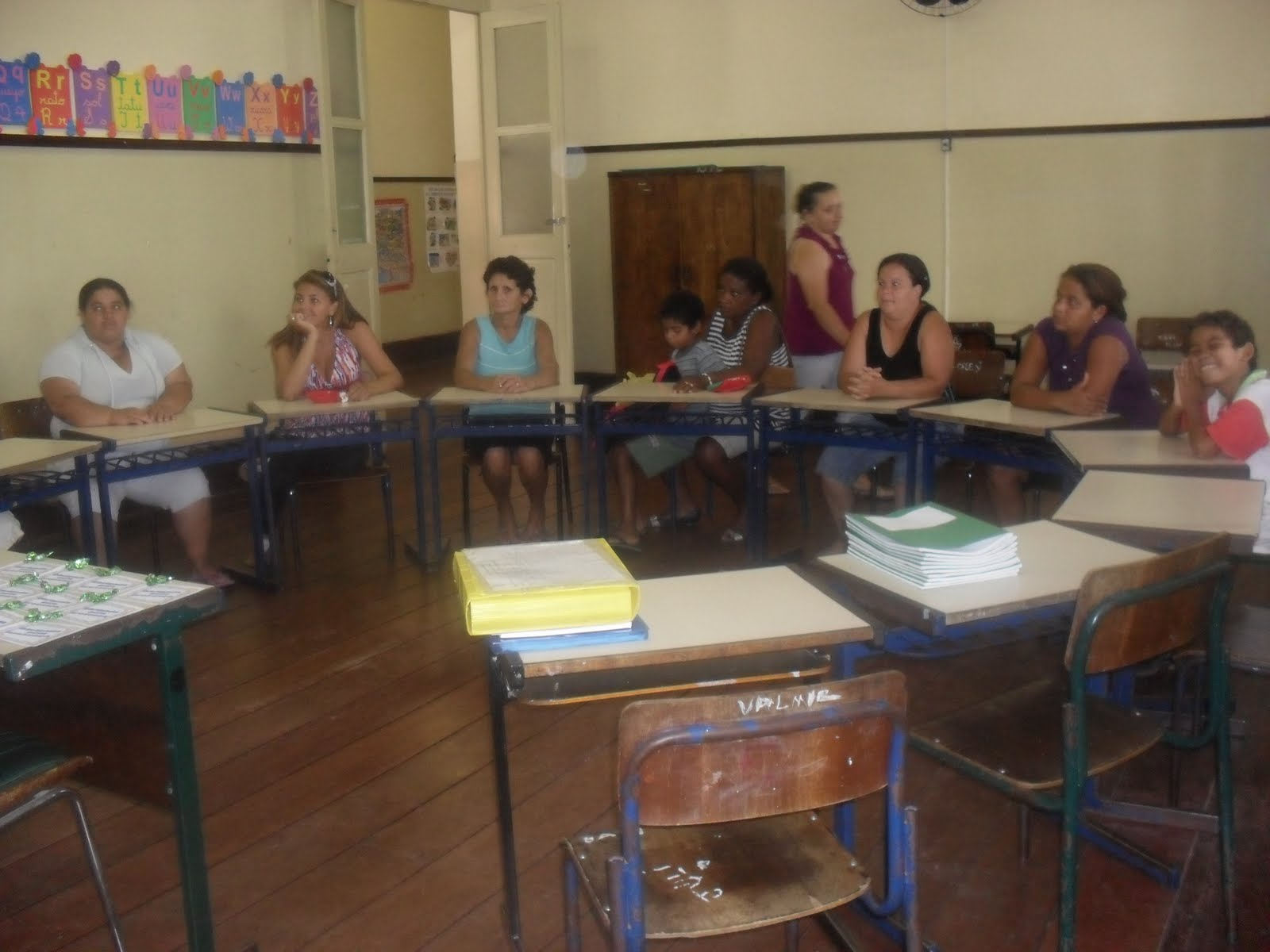 A participação pedagógica e a crianças com dificuldades de aprendizagem 2