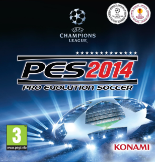 Password Pes 2014 PS2