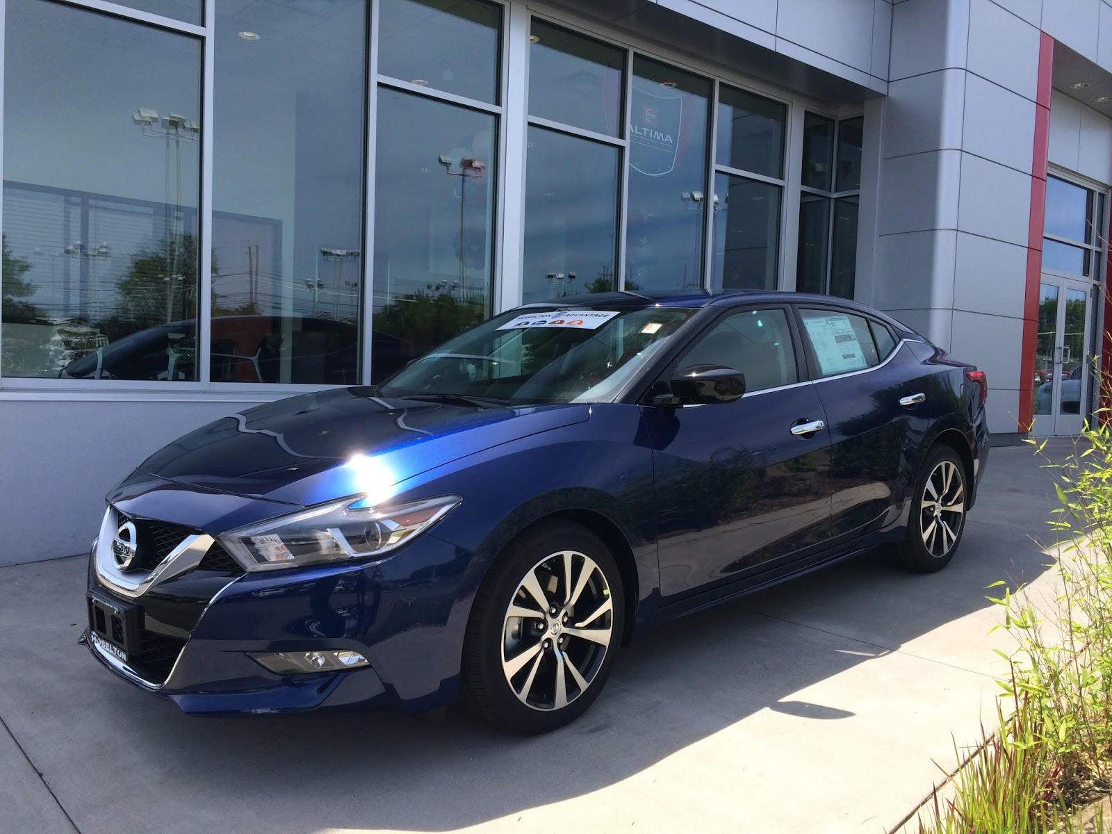 2016 Nissan Maxima Available At Hoselton Nissan In Rochester, New York