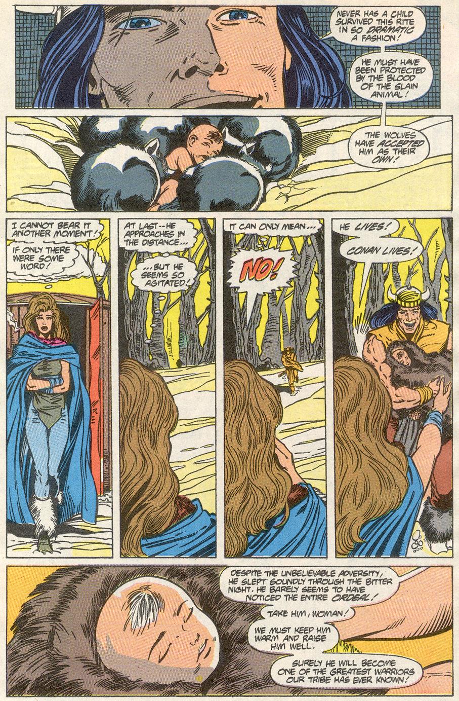 Conan the Barbarian (1970) Issue #233 #245 - English 9