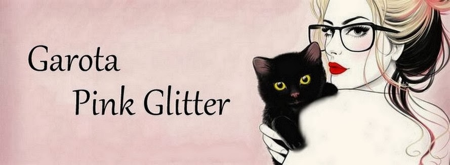 Garota Pink Glitter