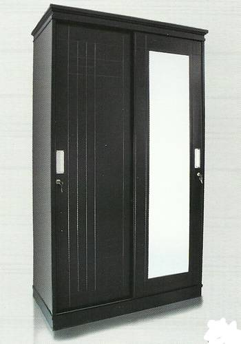 Lemari 2 Pintu Minimalis