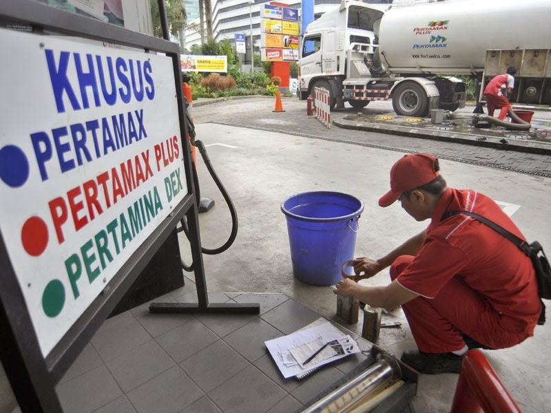 Efek Kenaikan BBM, Mencoba Beralih Mengkonsumsi Pertamax