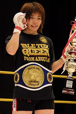 Female MMA - Yuka Tsuji