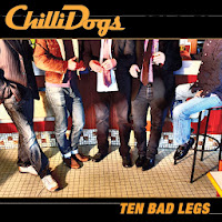 CHILLIDOGS -  Ten Bad Legs (cd)