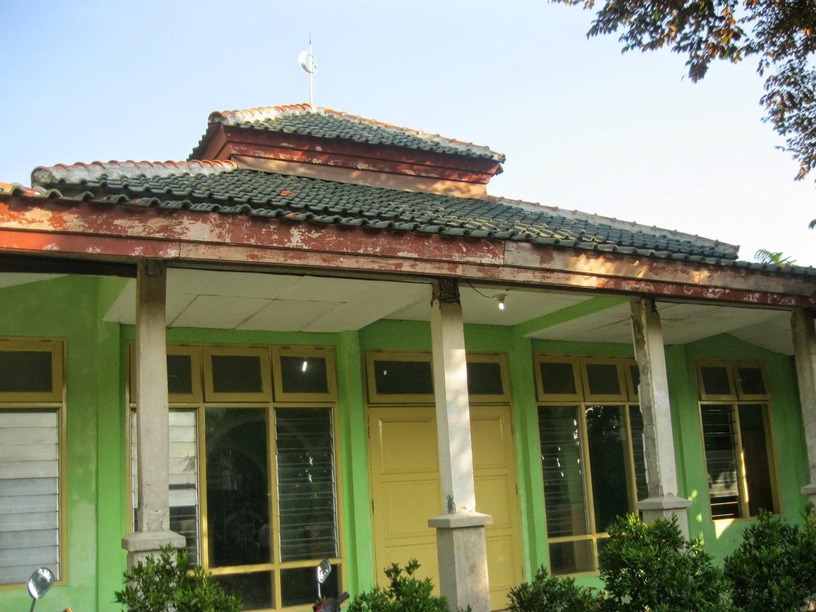 Pembangunan Mushala SMKN 1 Bima, Diapresiasi Wakil Walikota