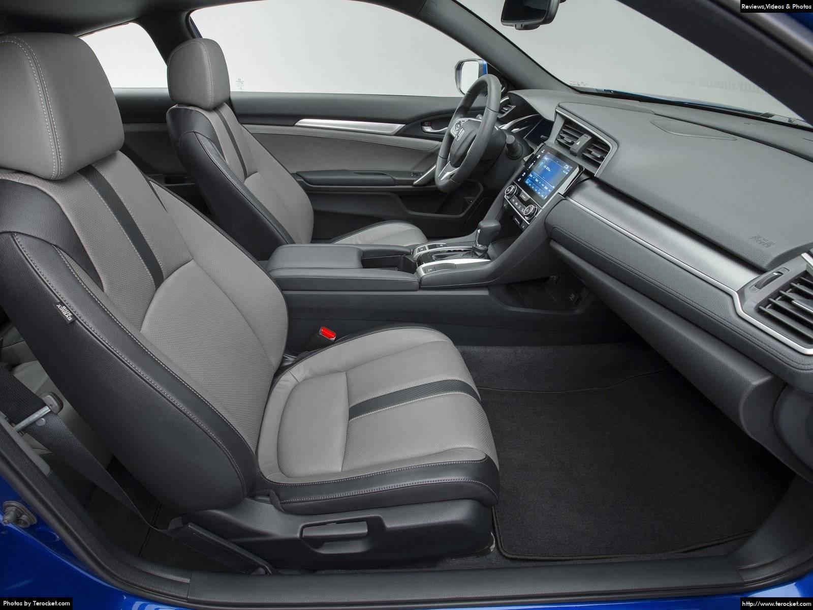 Hình ảnh xe ô tô Honda Civic Coupe 2016 & nội ngoại thất