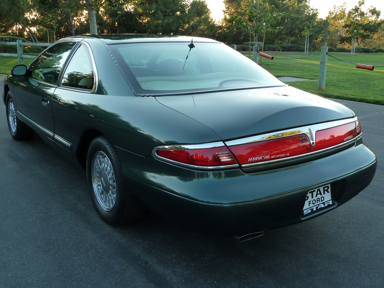 1998 Lincoln Mark Viii Sold Inventory