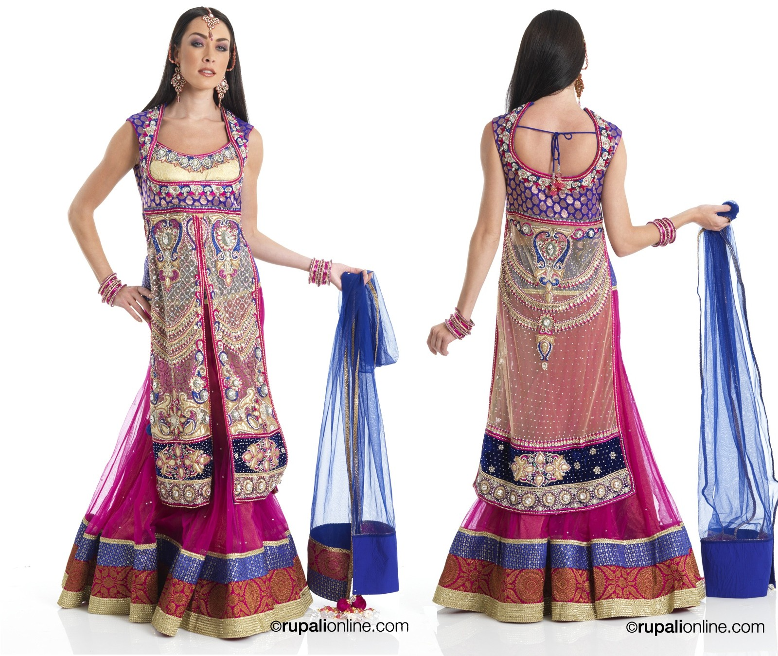 Shirt design girl pakistani - Anarkali Latest Dresses 2012