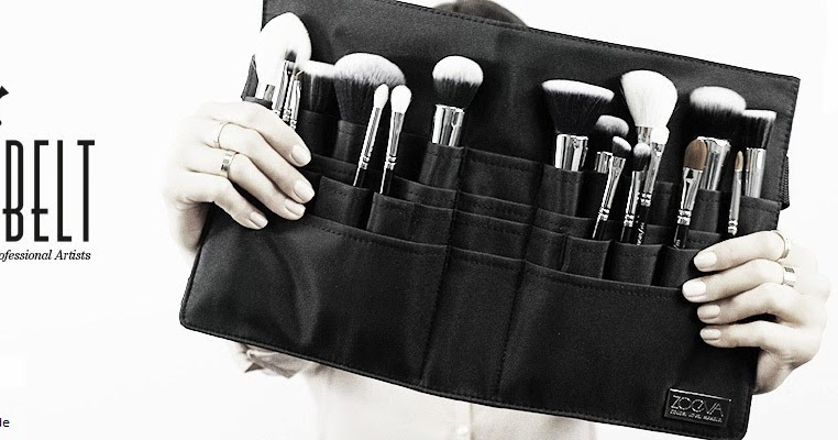 Wolf In Disguise ZOEVA MAKEUP ARTIST BRUSH BELT Set Review