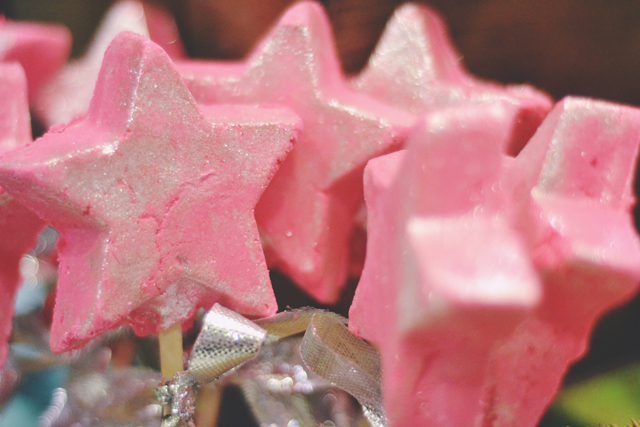 Lush Magic Star