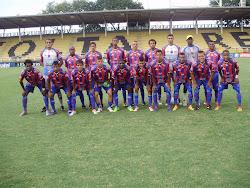 Bonsucesso 5º Colocado Geral na Categoria Junior 2012.