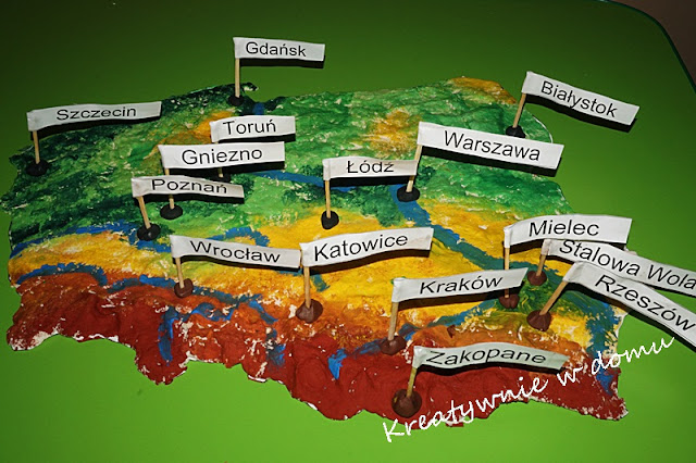 geografia dla dzieci