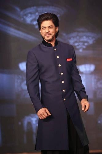 Shah rukh khan in Happy new year