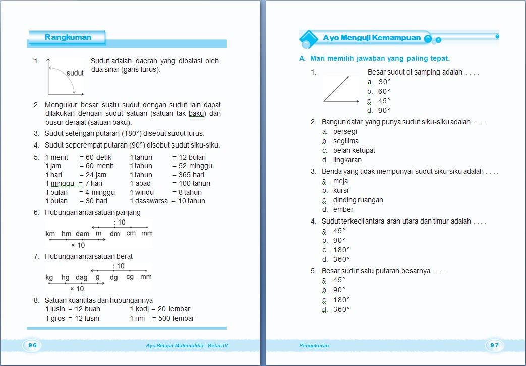 Matematika Segitiga Dan Jajaran Genjang Bab 4 Kelas 4 Sd Arrayhan E Learning