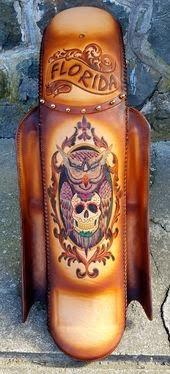 Harley-Davidson bagger fender