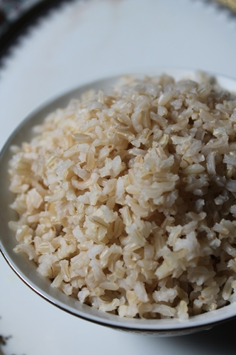 how to cook brown ricehow to par boil brown rice