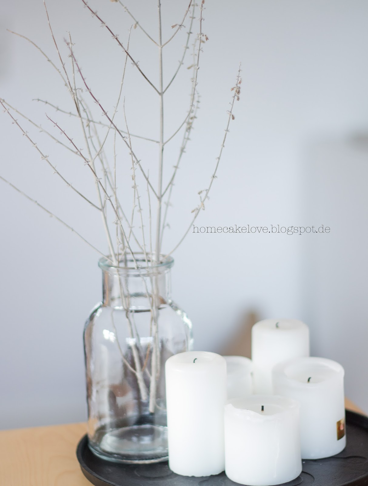 homecakelove diy holztablett und schoko kirschkuchen mit. Black Bedroom Furniture Sets. Home Design Ideas