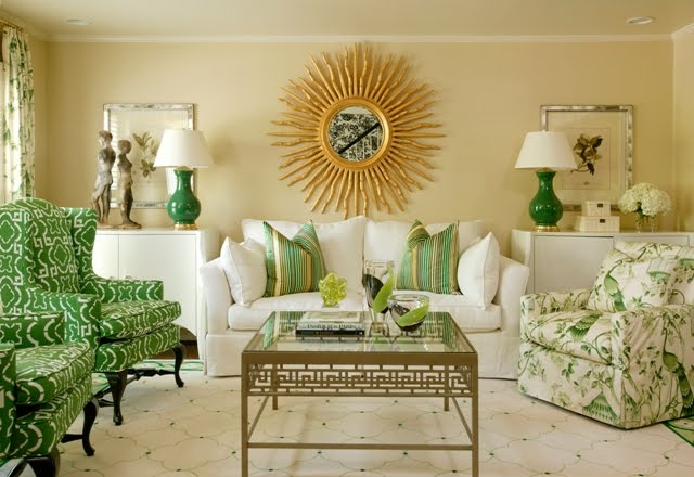 Pamba Boma: Living Room Décor: Using Wall Mirrors