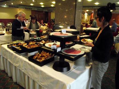 Desayunar en Hotel Altis