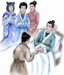 Kisah Seorang Raja dan Empat Istrinya