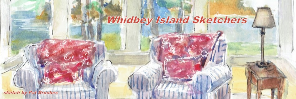 Whidbey Island Sketchers