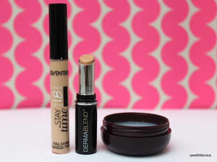 one little vice beauty blog: easy and quick everyday makeup products