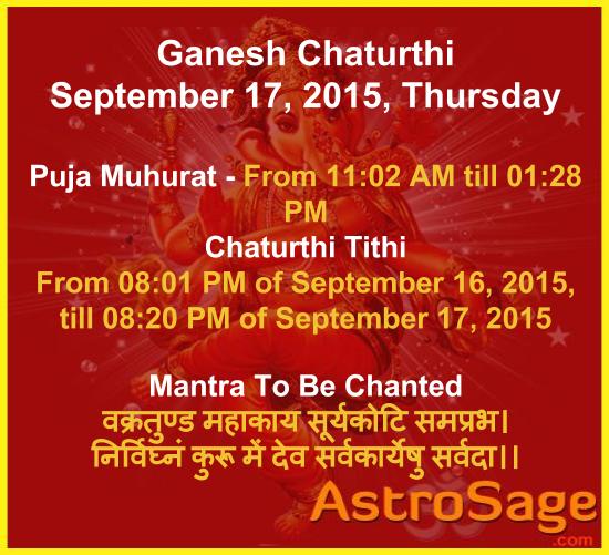 Worship Lord Ganesha this Ganesh Chaturthi as per your zodiac sign.