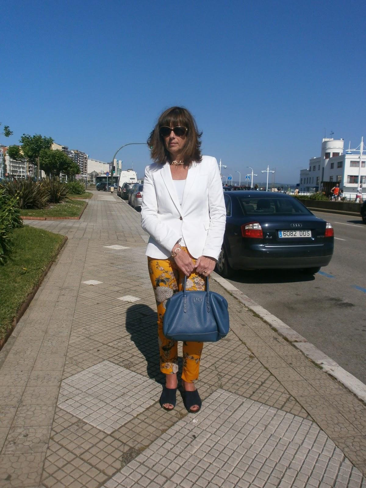 Br jula de estilo mis looks pantalon estampado - Brujula de estilo ...
